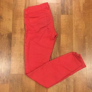 Express Pink Jeans